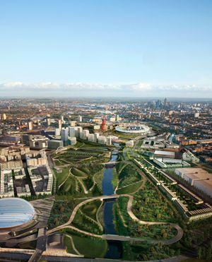 Future London Olympic Park