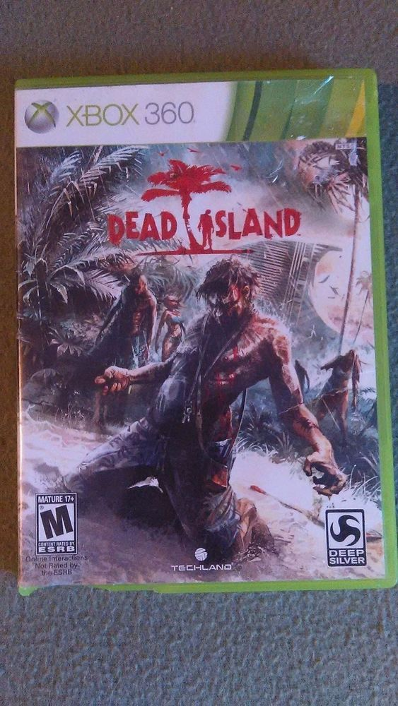 Dead Island  Xbox 360 Game Great Condition Fast Shipping