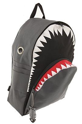 5a639ca01a1b Shark backpack   Hot Topic  kid  fashion  shark