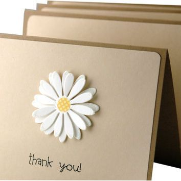 HAND MADE THANK YOU CARD IMAGES - Google Search