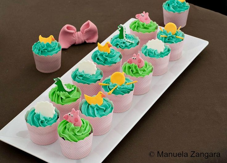 21 Best Peppa Pig Inspired Dessert Table Ideas Images On