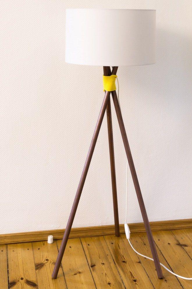 les 25 meilleures id es de la cat gorie lampe trepied sur. Black Bedroom Furniture Sets. Home Design Ideas