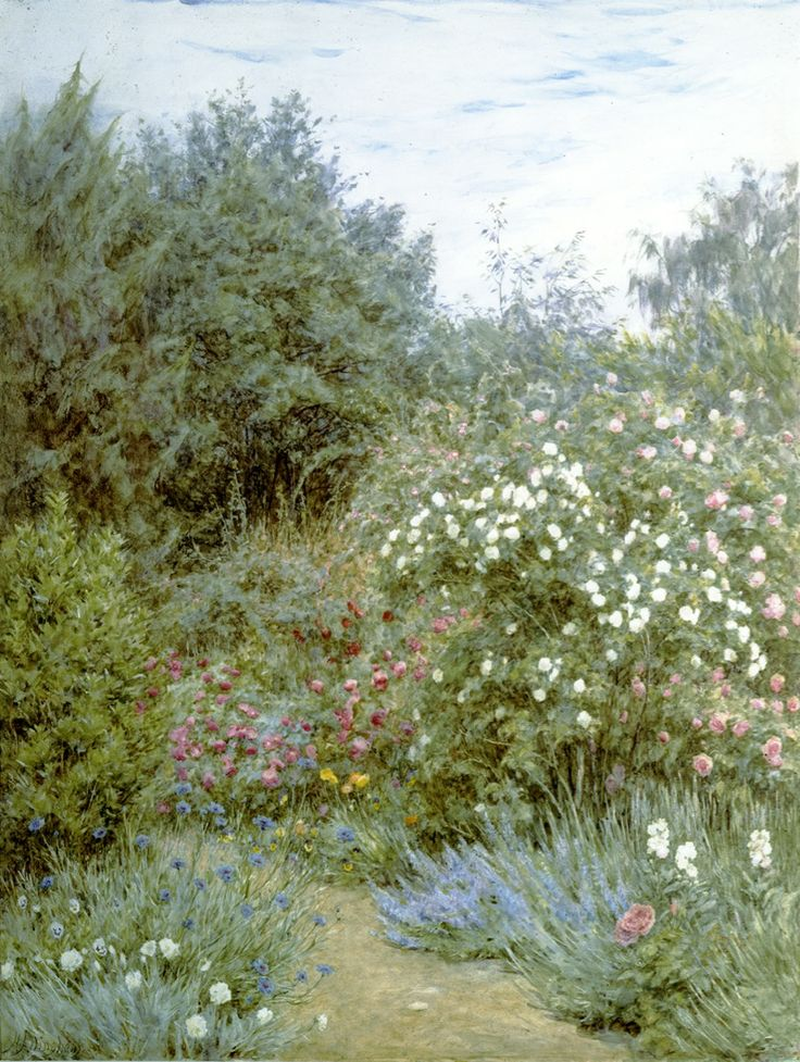 353 Best Images About Gertrude Jekyll And Her Gardens On