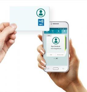 NFC technológia