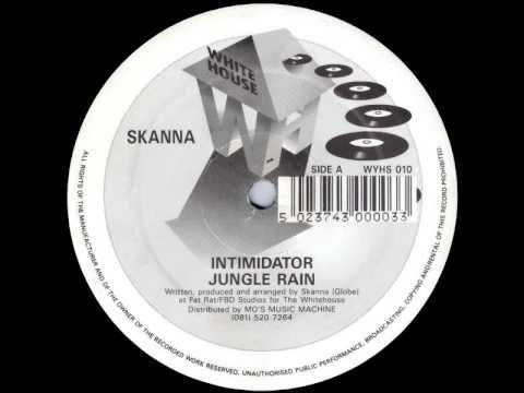 Skanna - 'Intimidator' - White House Records (1992)