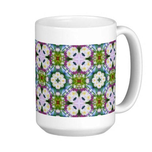 Countrystile spring flowers pattern No10 Mug