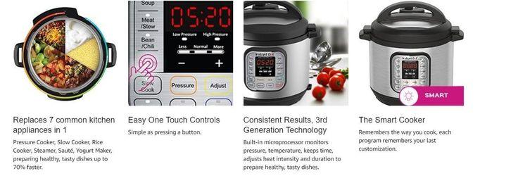 8 Quart Electric Pressure Cooker