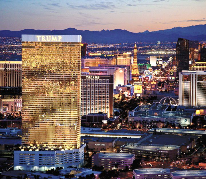 Want the best Trump Las Vegas Hotel Deals? With our BEST PRICE GUARANTEE you will get them!   A 64 story tower of stunning, shimmering glass, the Trump International Hotel Las Vegas is a notable landmark on the Las Vegas hotel scene. A highly sophisticated, five star, non-gaming, luxury