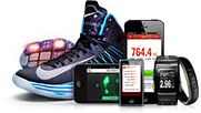 Nike+ - Kombiniert Sport und Smartphone zur Analyse und zum Austausch mit anderen. (Schon seit mehreren Jahren)