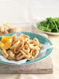 Salt & Pepper Squid (Calamari)
