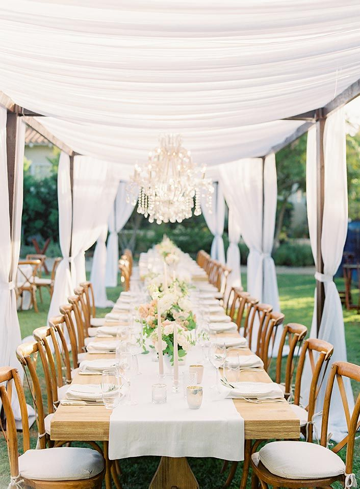 378274b3d60 Enchanting Garden Wedding with Greek Influences in 2019 | Wedding ...