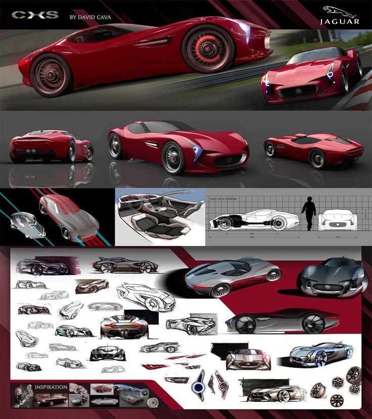 Jaguar CXS Concept, www.clubgtsport.com, Coches de Lujo, Jaguar España