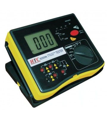 HTC Insulation Resistance Tester, 6250IN https://www.labbazaar.in/index.php/our-brands/htc/htc-insulation-resistance-tester-6250in.html