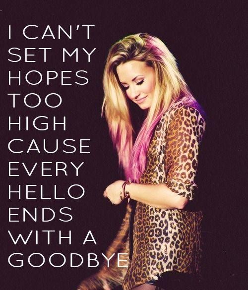 """""""Catch Me"""" - Demi Lovato"""