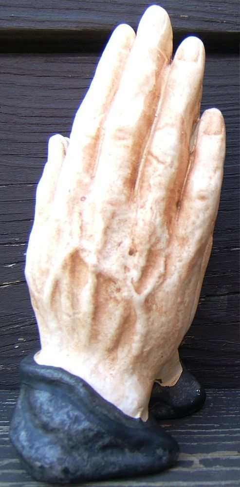 Check out Praying Hands Ceramic Religious Spiritual Figure Statue Vintage Norleans Japan   http://www.ebay.com/itm/Praying-Hands-Ceramic-Religious-Spiritual-Figure-Statue-Vintage-Norleans-Japan-/161797431732?roken=cUgayN&soutkn=5chiBf via @eBay