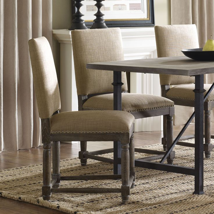A Great Addition To Just About Any Room In The House These Renate Dining Chairs Add Extra Seating With Style This Set Of Two Is Constructed