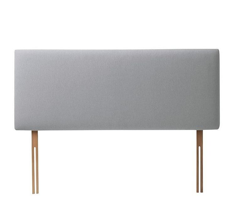 Buy Silentnight Milan Superking Headboard - Light Grey at Argos.co.uk, visit Argos.co.uk to shop online for Headboards, Bedroom furniture, Home and garden