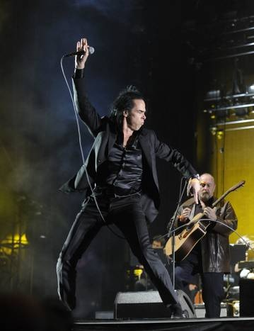 Nick Cave and The Bad Seeds / Coachella 2013