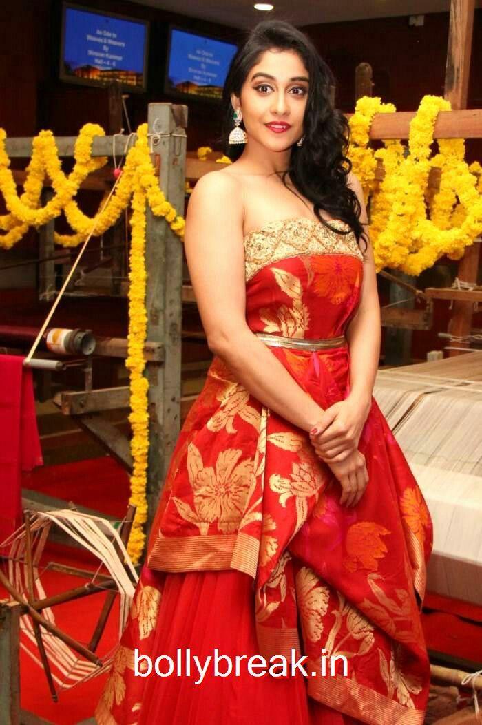 Image result for regina cassandra red sleeveless gown