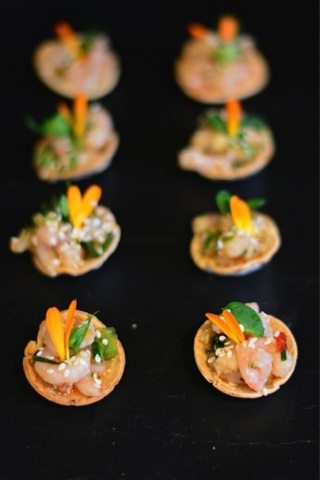 251 best images about mini food tapas wedding party on for Summer canape ideas