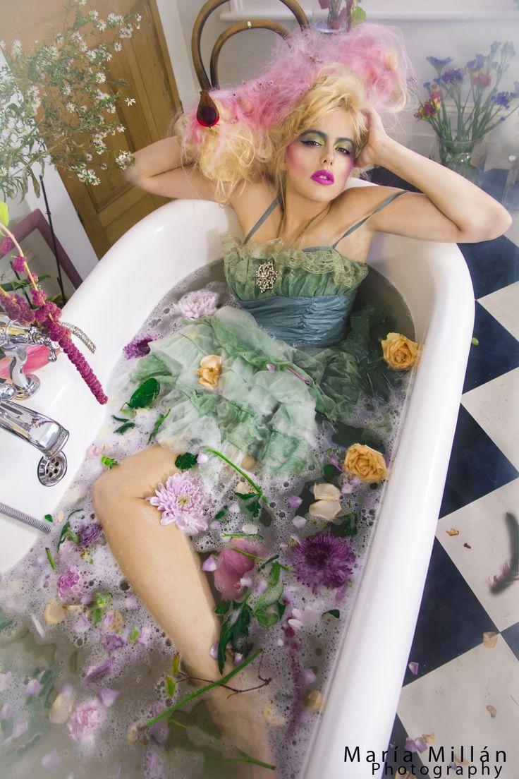 #Sexygirl #dreamy# queen #Bath #Fashion #Luxury #MariaMillan #Photography www.mariamillan.com