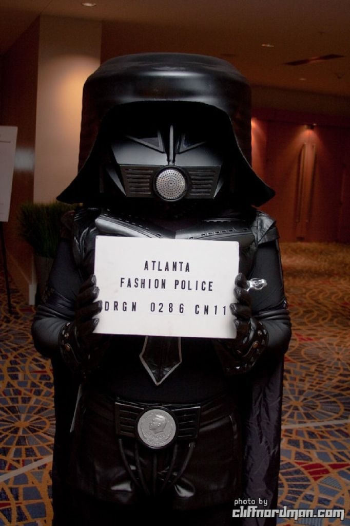 Making a Dark Helmet costumes from Spaceballs might not be quite as much work as building a Darth Vader one, but it's still not simple. Tony made his after wearing other Spaceballs costumes w…