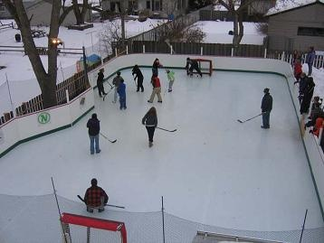 coach jeremy how to build a hockey rink youtube