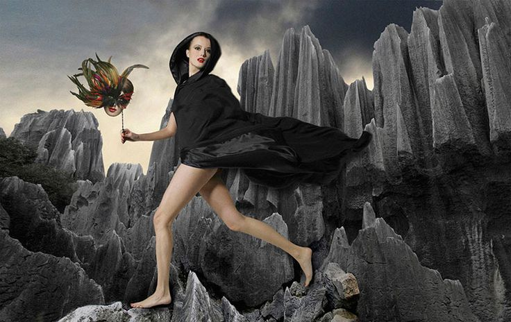 Ryszard Horowitz Photocomposer - Digital Portfolio