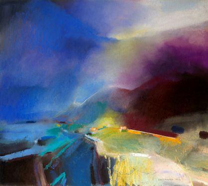 Malvern Azure, David Prentice (1936-2014)