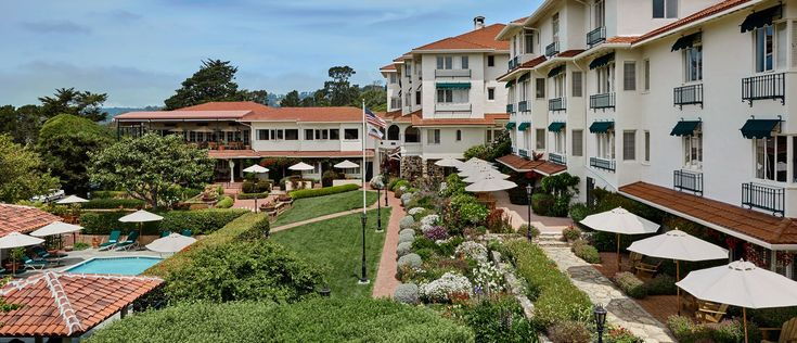 Hotels In Carmel By The Sea - La Playa Carmel Hotel