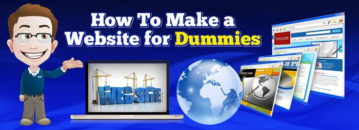 How to Make a Website. Building a website is a great way to share your opinions and thoughts with the world. For more information please click here now!