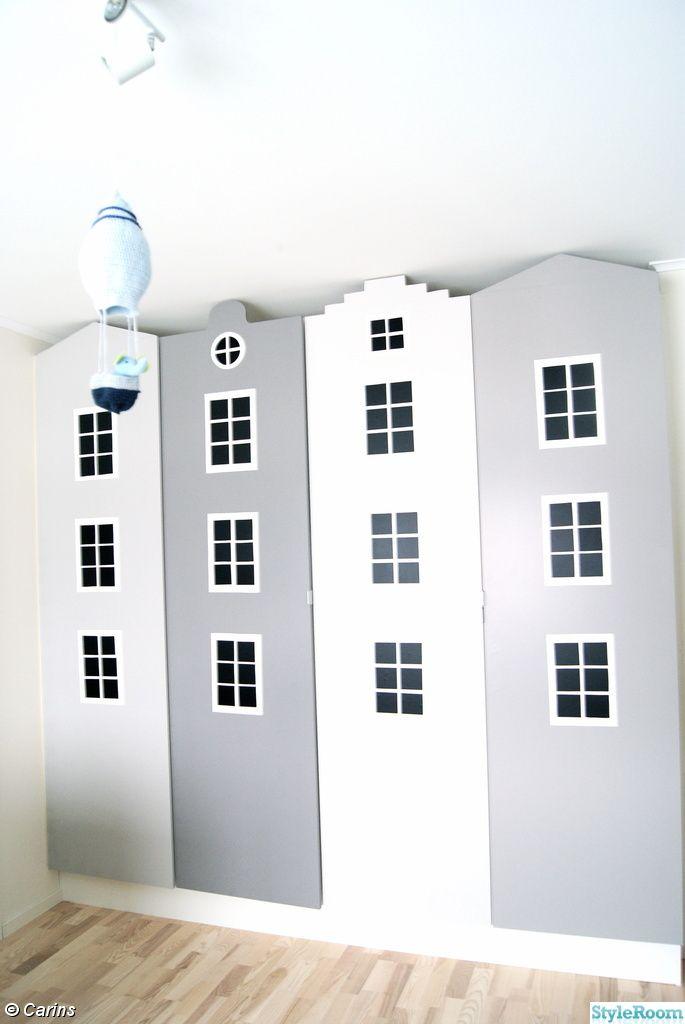 husgarderober,barnrum