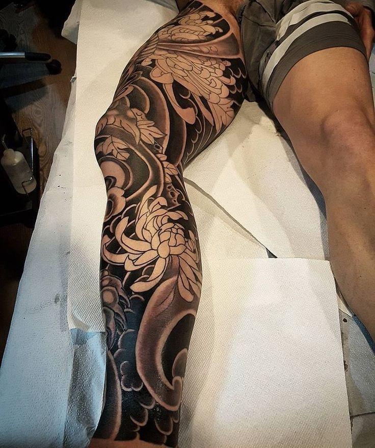 Countrytattooformen Liptattoo Nametattooideas Tattooformenonleg In 2020 Leg Tattoos Full Leg Tattoos Leg Sleeve Tattoo