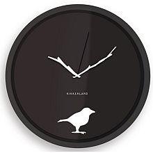 Kikkerland Wandklok - Early Bird