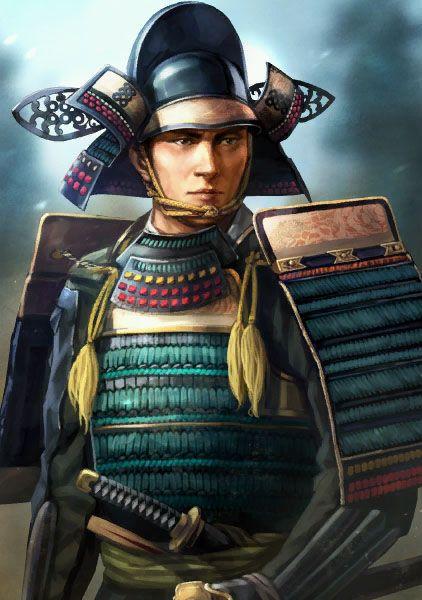 Character Design Nait : Sanada nobuyuki samurai art pinterest