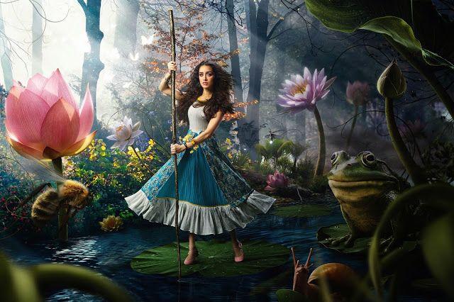 Bollywood, Tollywood & Más: Shraddha Kapoor for IMARA