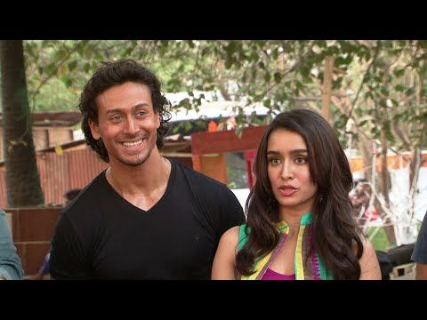 UNCUT interview with Tiger Shroff & Shraddha Kapoor for Baaghi: Rebels in Love movie.