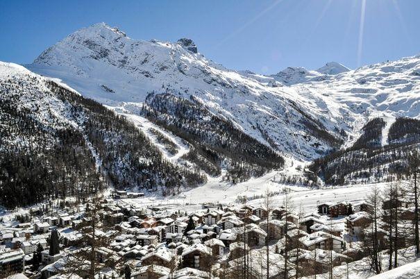 Saas Fee, Switzerland #britairtrans