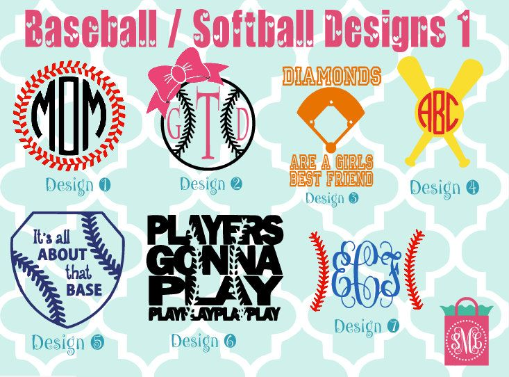 popular items for softball car decal on etsy