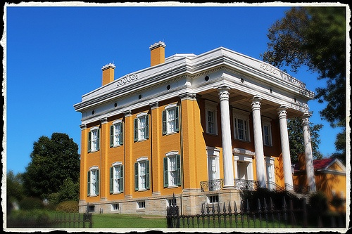 a history of the greek architecture and the greek revivals Greek revival from 1846 17  tons of history with this greek revival built in 1846, this home was believed to have been a part of the underground railroad as it .