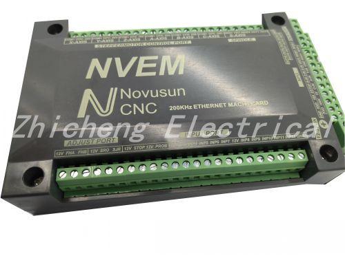 NVEM 3 Axis CNC Controller MACH3 USB Interface Board Card 200KHz for Stepper Motor