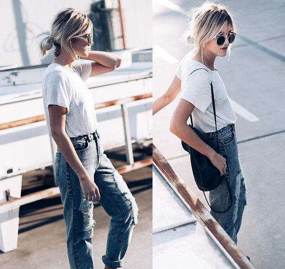 Get this look: http://lb.nu/look/7709544  More looks by Mikuta: http://lb.nu/mikuta  Items in this look:  Zara Tshirt, Fashion Pills Jeans, Zero Uv Sunnies   #casual #chic #street