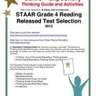 This classroom tested product includes the complete analysis for the STAAR released test selection: A Clever Use of Coconuts. It is released as a 4...