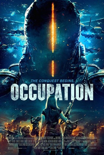 Occupation Full Türkçe Altyazı Izle Bilim Kurguaksiyon Filmi Hd