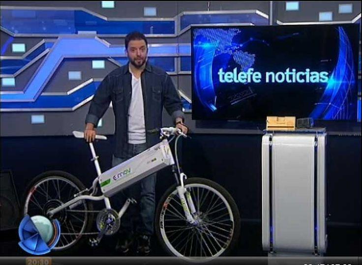 Resumen nota en Telefe Noticias, año 2013
