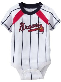 Braves Baby Clothes