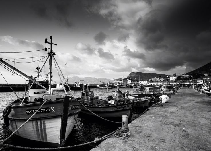 Harbour, kalk bay, South Africa