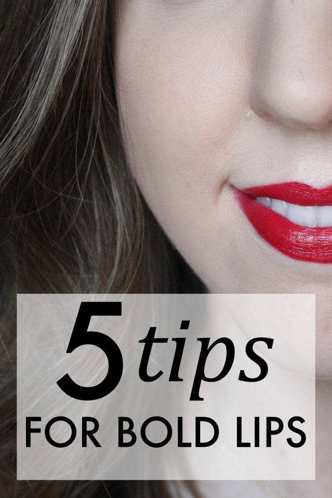 5 awesome tips to perfecting the bold lip, and the importance of white teeth! Whiter teeth in 3 days with just brushing with Colgate #OpticSmiles! #ad