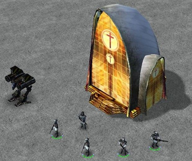 Empire Earth: Digital Temple new skin
