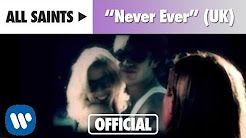 All Saints - Never Ever UK Version (Official Music Video) - YouTube